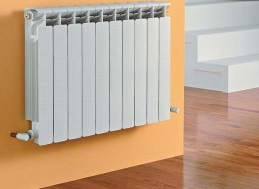 Радиатор в комнате