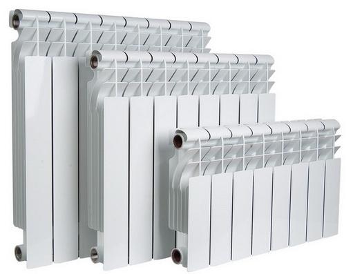 Несколько радиаторов