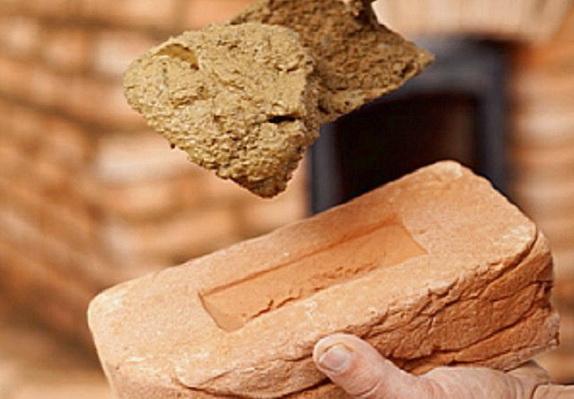 Как подготовить раствор на глине для кладки печи и камина