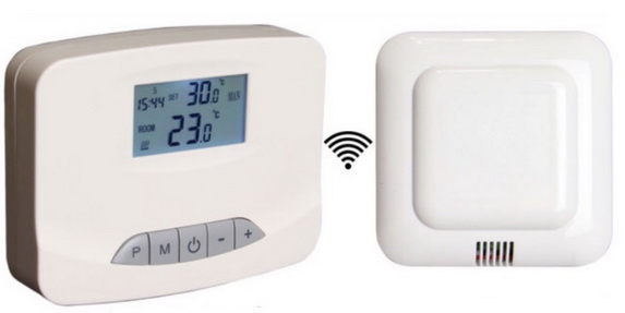 Радио термостат