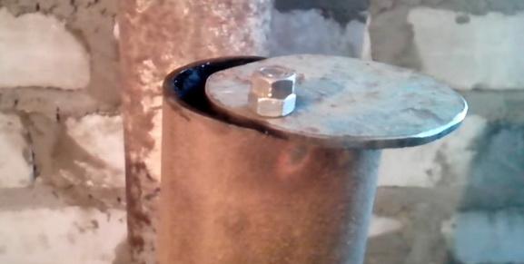 регулятор подачи воздуха в печь