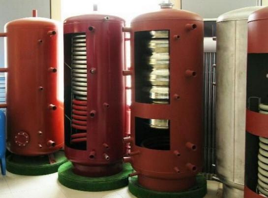 Сложный теплоаккумулятор