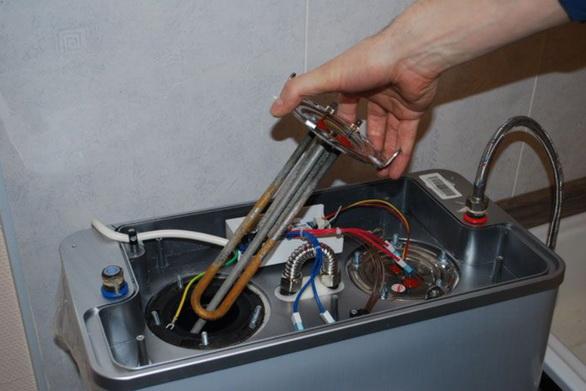 Как ремонтировать водонагреватель