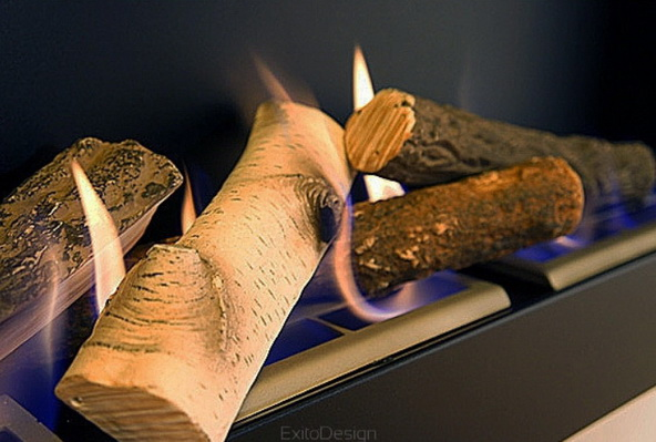 Как горит биотопливо