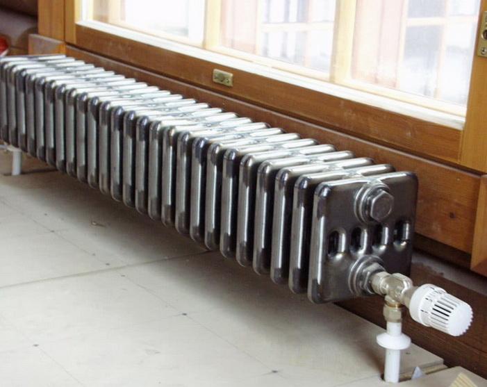 Особенные радиаторы под котел