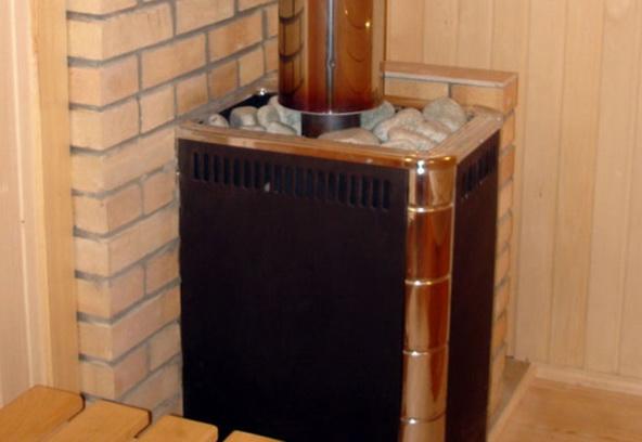 Требования к установке печи и дымохода в бане