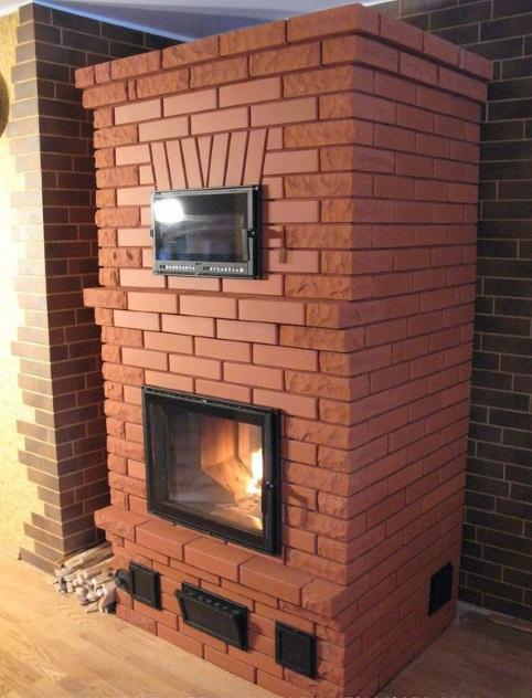 Отопление загородного дома – финский метод