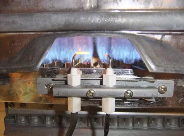 Модуляционная горелка