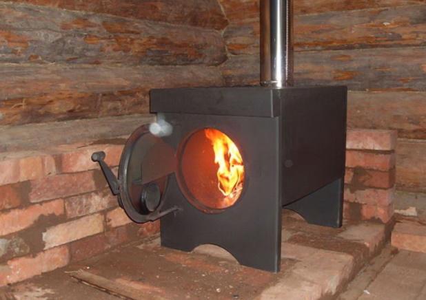 Какую печь для дома выбрать – металлическую, каминную, кирпичную….