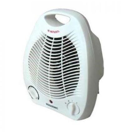 Простой тепловентилятор
