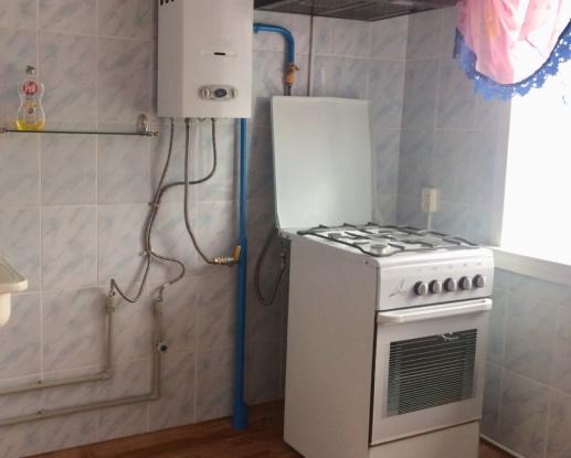 Подключение газа на кухне