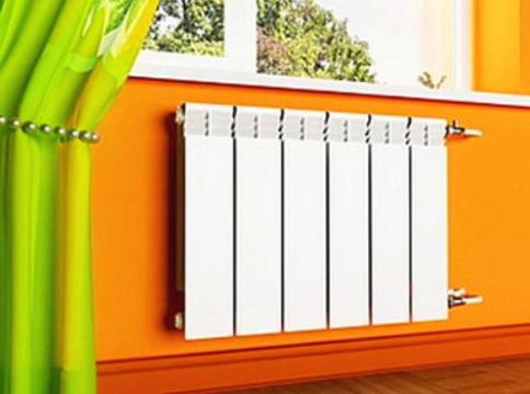 Теплоотдача радиаторов – выбор радиаторов для дома