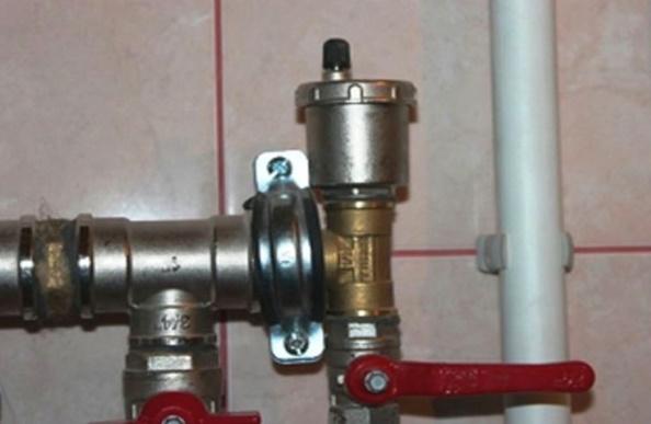 Воздухоотводчики для отопления. Выбор и установка