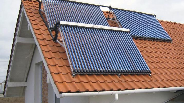 Коллекторы на крышах