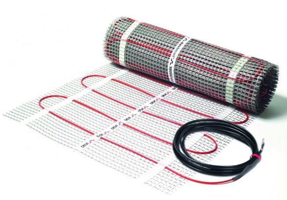 Электрический теплый пол – как делается с электрокабелем